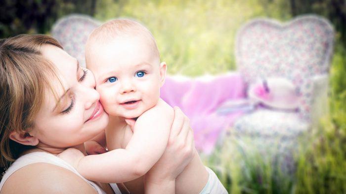 幼児と母親の愛着行動